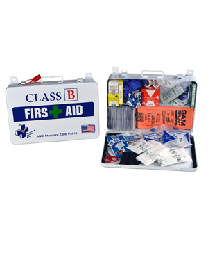 Class B First Aid Kits