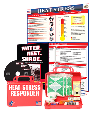 Heat Stress Prevention Training