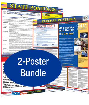 State and Federal Poster Packs